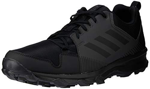 Adidas Terrex Tracerocker, Zapatillas de Senderismo para Hombre, Negro (Negbas/Neguti 000), 43 1/3 EU