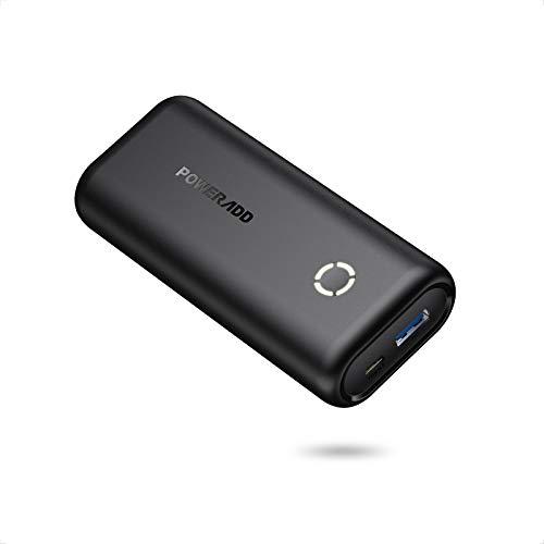 POWERADD EnergyCell Mini Power Bank 10000mAh Cargador Portátil Batería Externa con...