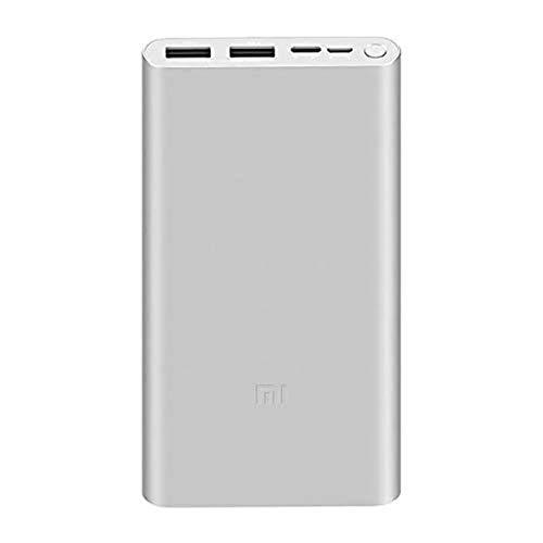 Xiaomi POWERBANK 18W, Power Bank 3 10000MAH, Silver