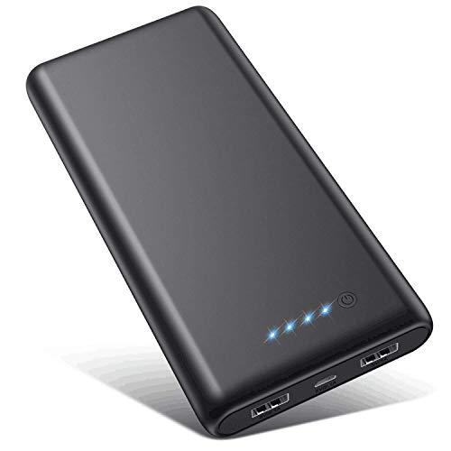 VOOE Batería Externa [26800mAh Versión Más Nueva] Power Bank Carga Rápida Cargador...