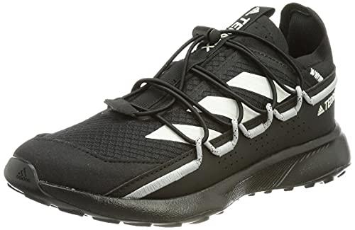 adidas Terrex Voyager 21, Zapatillas de Senderismo Hombre, NEGBÁS/Blatiz/Gridos, 45 1/3 EU