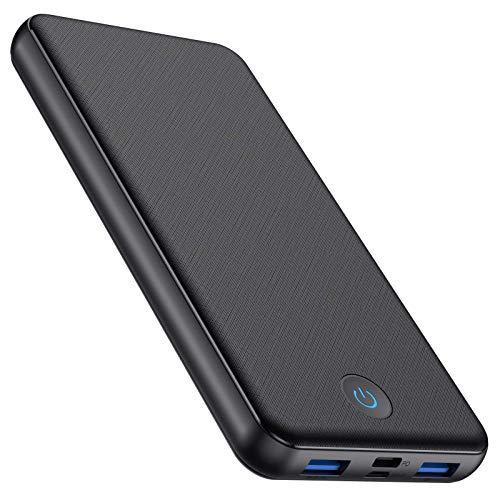 AOPAWA Power Bank 26800mAh Carga Súper Rápida Batería Externa Móvil [18W PD/USB...