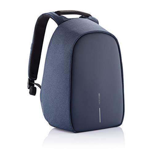 XD Design Bobby Hero Regular Mochila Antirrobo USB Azul Oscuro (Bolso Unisex)
