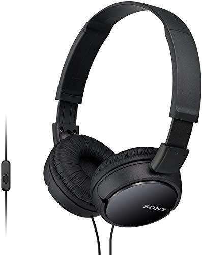 Sony MDR-Zx110Apb - Auriculares para Smartphone (Diadema, Mando...