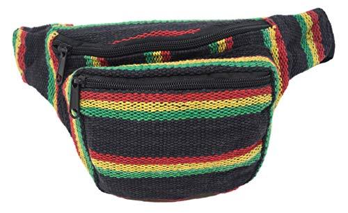 Riñonera de Cadera con Tres Bolsillos (Color 4)