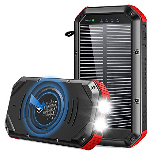 ORITO Power Bank 30000mAh, 【2020 Nueva Versión】 Batería Externa Carga Rápida PD18W, Cargador...