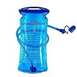 Bolsa de hidratación, 3 L, 2 L, 1,5 L, bolsa de agua sin BPA, depósito de agua...