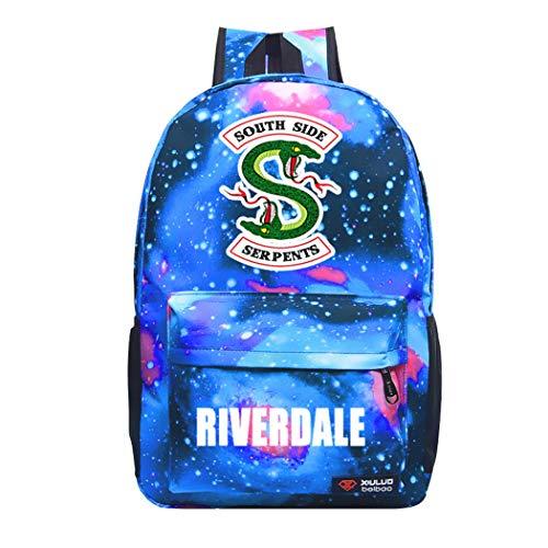 APHT Unisex Mochila Escolar Southside Serpents Riverdale...