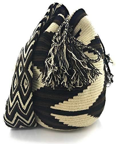 COLOMBIAN STYLE Bolsos Colombianos Artesanales de diseño unico, mochila Wayuu tanto para...
