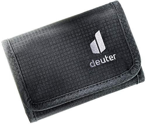 Deuter Travel Wallet RFID Block, Monedero. Unisex Adulto, Negro, Einheitsgröße