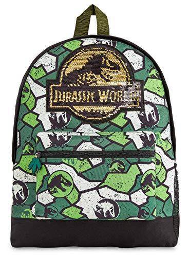 Jurassic World Mochilas Escolares, Material Escolar de Jurassic Park, Mochila Infantil Indominus Rex...