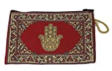 Monedero Turco Pequeño (Rojo-Dorado)